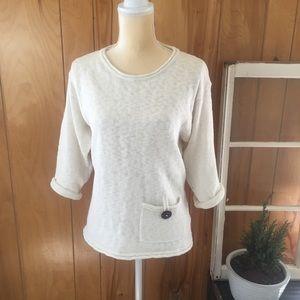 Lulu-B Cotton Sweater